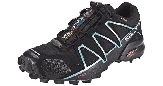 Salomon Speedcross 4 GTX Løbesko blå/sort